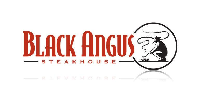black angus steakhouse logo